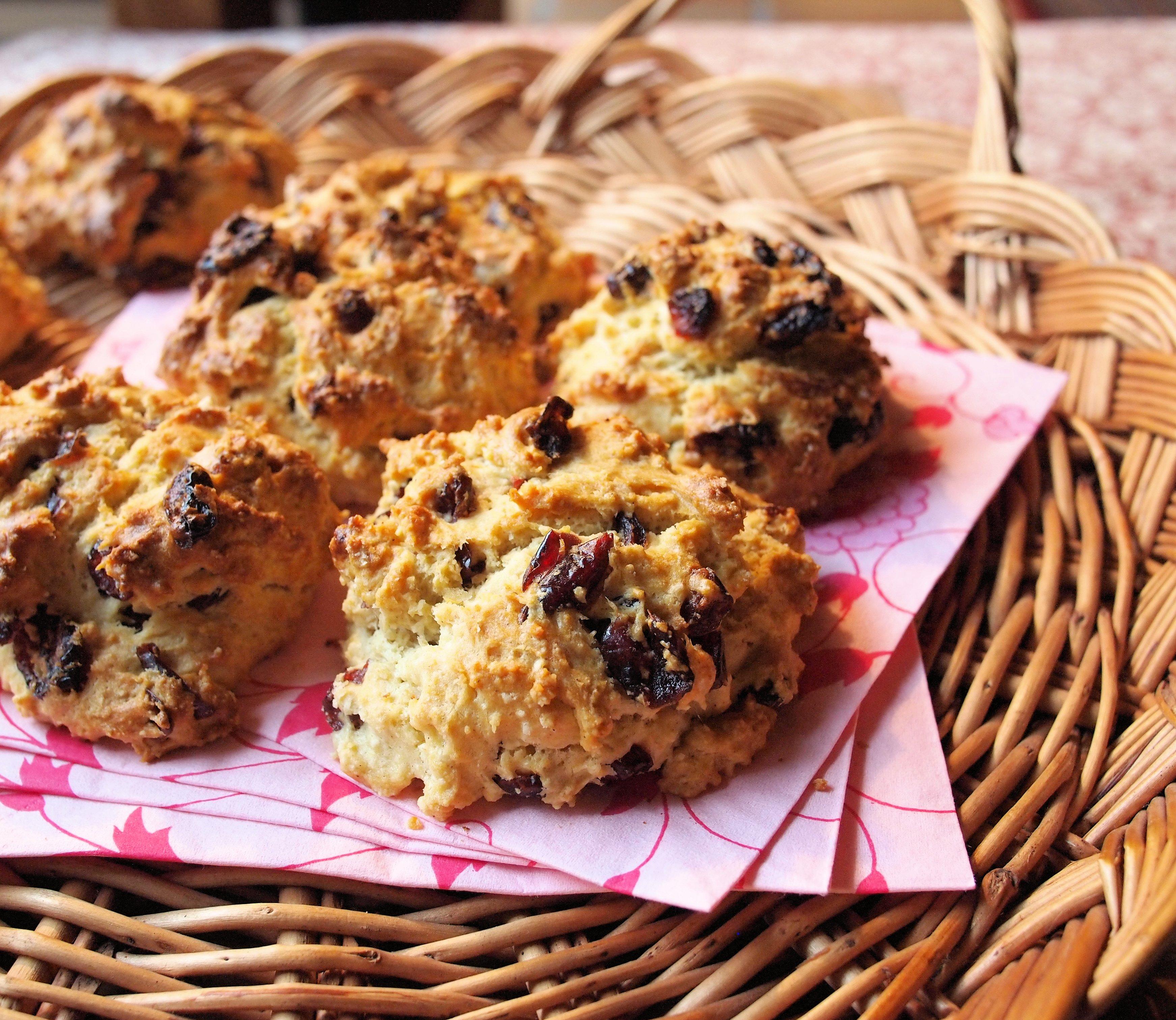 Rock cake scone recipe