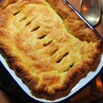 The Search for Fish and Chips and Turkey, Bacon and Leek Pie