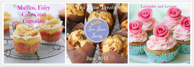 Tea Time Treats Muffins, Fairy Cakes and Cupcakes