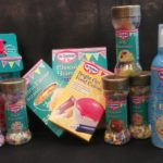Dr Oetker Cake and Baking Decorations
