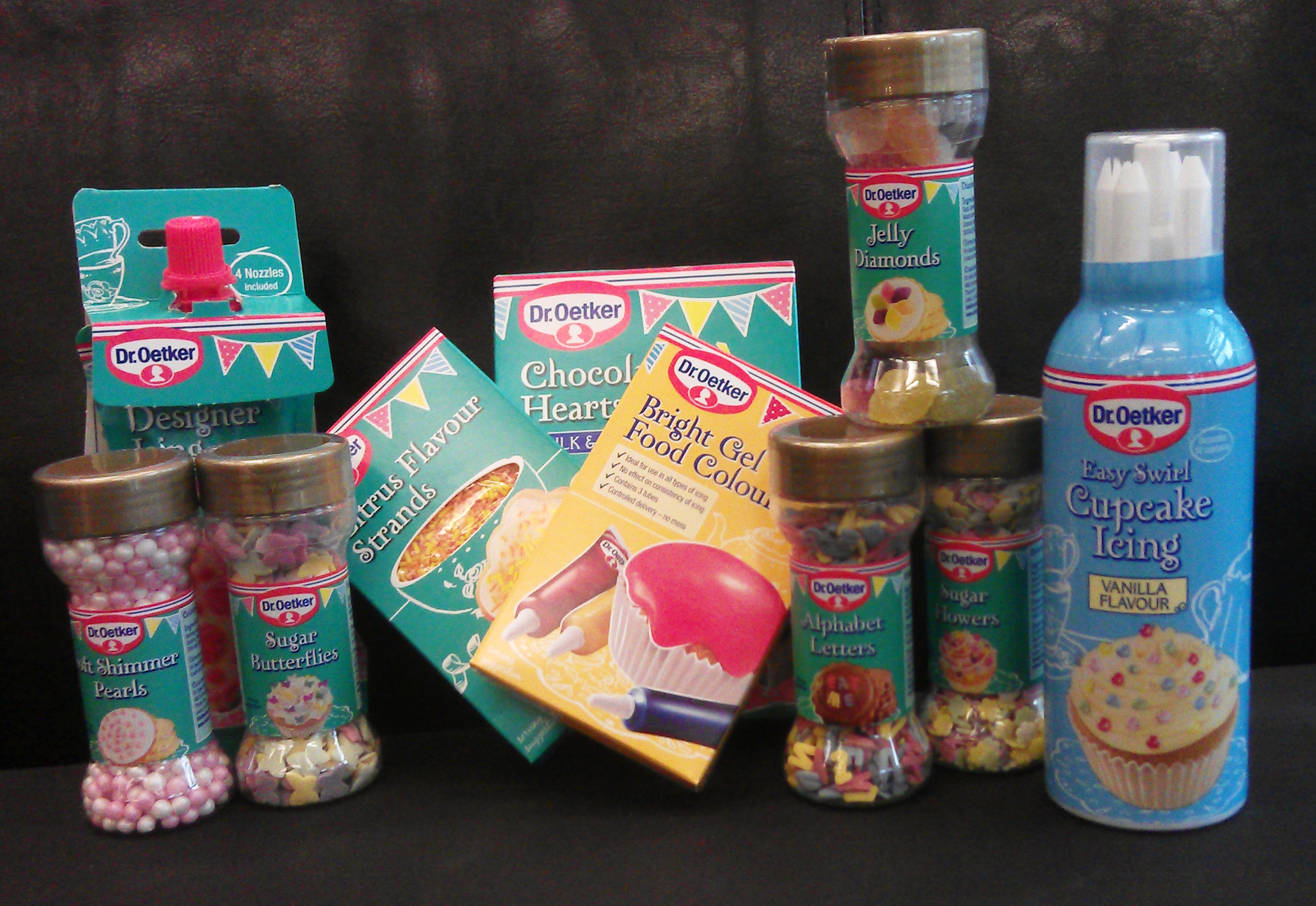 a cake decorating giveaway dr oetker cake baking