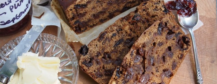 Chocolate Ale Fruit Cake – Baking Mad and Eric Lanlard