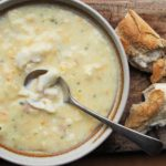 Cullen Skink my way........with Smoked Whiting