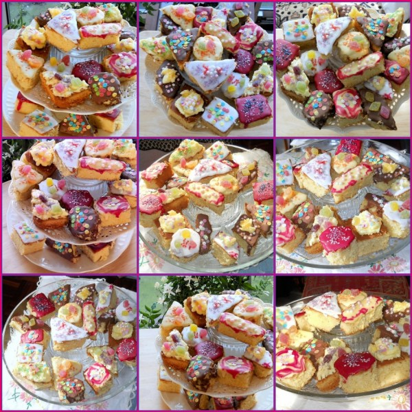 Cakes Called Fancies