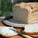 Farmhouse Oatmeal Bread