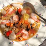 Fabulous Fish for Good Friday - Marmite Ecossaise – Luxury Scottish Seafood Stew