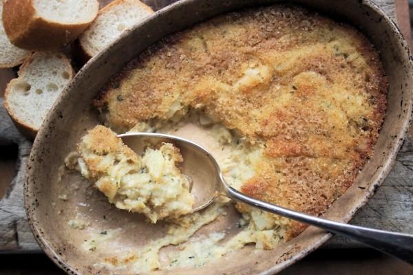 ... Brandade de Morue, French Salt Cod and Potato Gratin - Lavender and