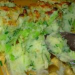 Rumbledethumps - Celtic Potato, Cabbage & Cheese Gratin
