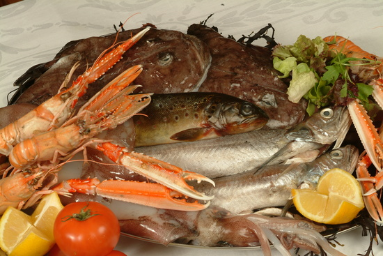Great british fresh fish giveaway win 30 worth of for Fresh fish delivery