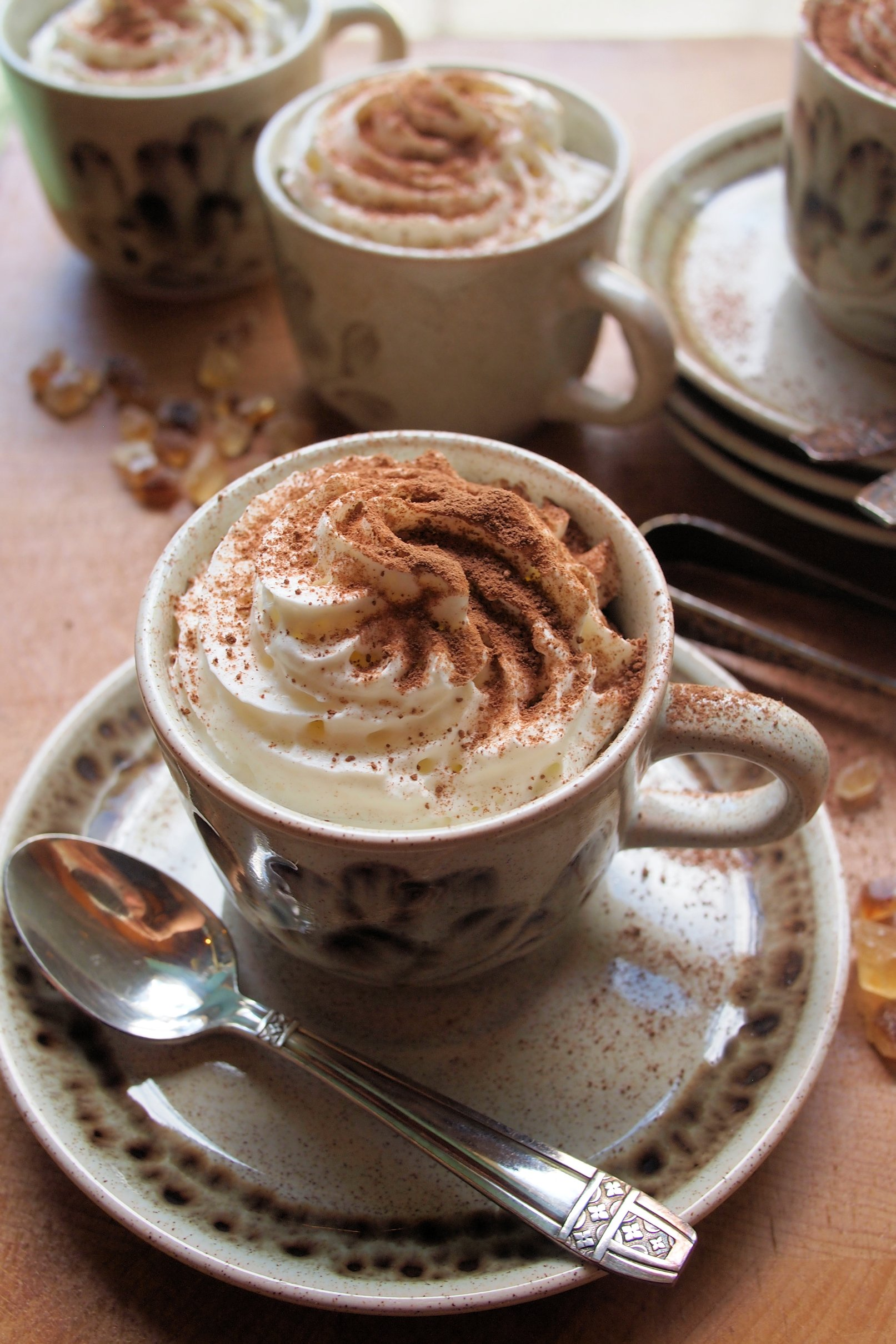 The Original Cup Cake - Little Coffee Cup Chocolate-Chip ...