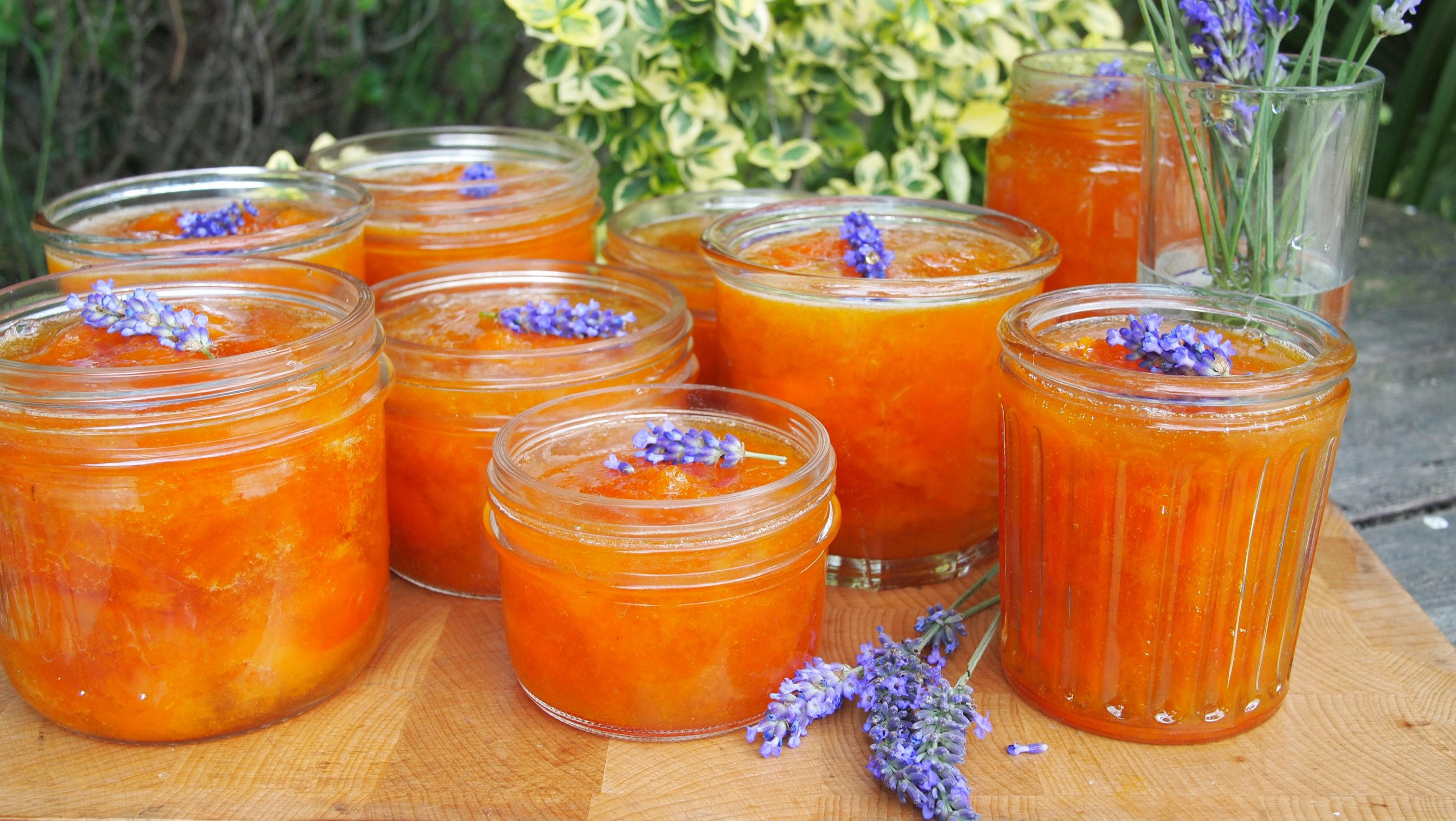 ... apricot and lavender jam apricot and lavender jam apricot and lavender