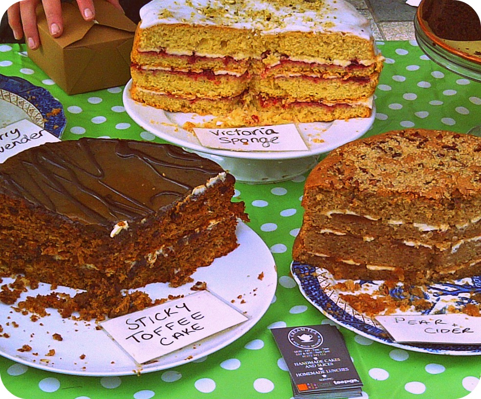 Summer Fairs & Fêtes and Cake Stall Cakes & Bakes - July's Tea Time Treats Baking Challenge!