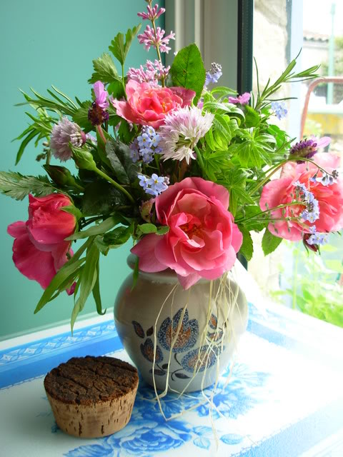 Cooking with Flowers: A Posy of Flowers in the Kitchen