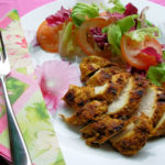 Herb and Spice Crusted Baked Chicken Breasts
