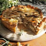 Organic September & Seasonal Family Recipes - Chicken Pie, Strawberry French Toast & Soup with Cheese Toasties
