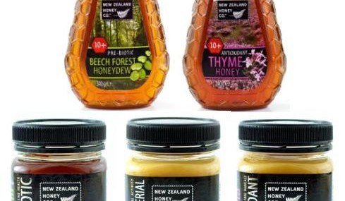 Giveaway: Win a Hamper of New Zealand Co Honey to Celebrate Better Breakfast Week!