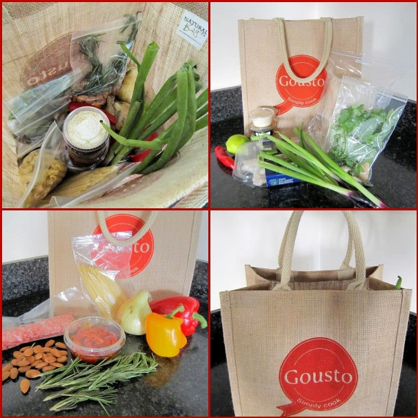 Simply Cook with Gousto - Ready Meals Delivered to your Doorstep