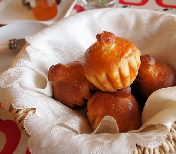Brioche - a recipe from Crust by Richard Bertinet