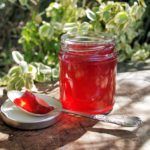 Damson and Apple Jelly