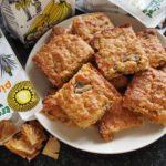 Organic September, The Big Fair Bake, Tropical Wholefoods: Tropical Fruit Flapjack Slices for a Tea Time Treat!
