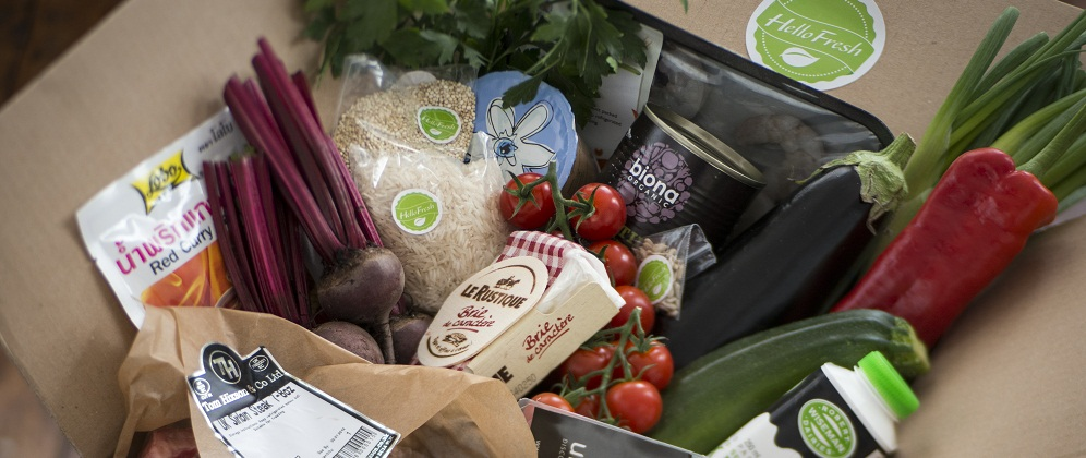 Giveaway: Win a Hello Fresh 3-Meal Box for 2 People worth £39 (Vegetarian Option Available)