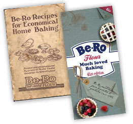 NEW 41st edition Be-Ro Recipe Book, available August 2011 - 1st edition published in 1923!