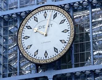 Dent Clock