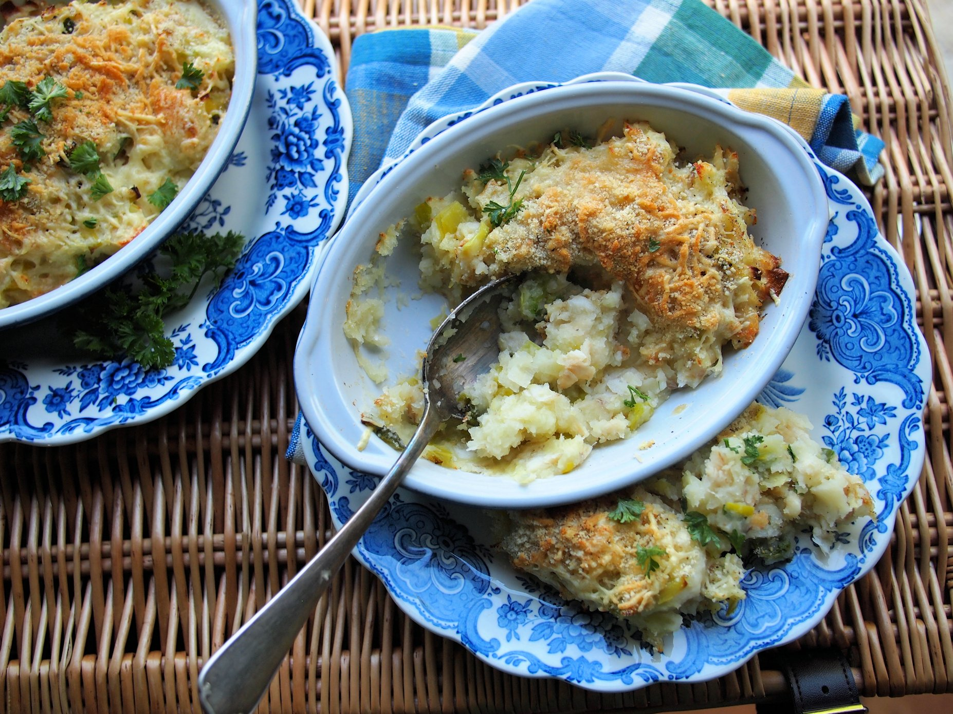 Easy Peasy Family Fish on Friday Recipe: Family Friendly Fabulous Fish Pie