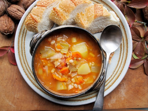 Meat-Free Scotch Broth Recipe