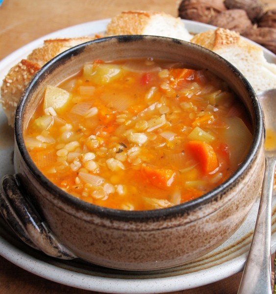Mid-Week Meal Plan: Meat-Free Scotch Broth Recipe (5:2 Fast and Feast ...