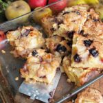 Apple, Bramble & Pear Tray Bake Recipe