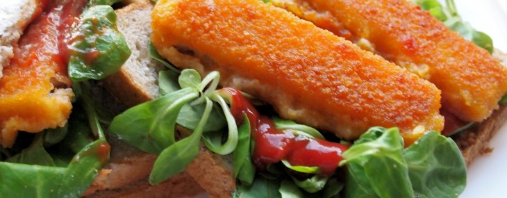 Fish on Friday: My Guilty Pleasure – Fish Finger Sandwiches for Tea