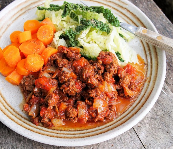 Hungarian Savoury Minced Beef Recipe