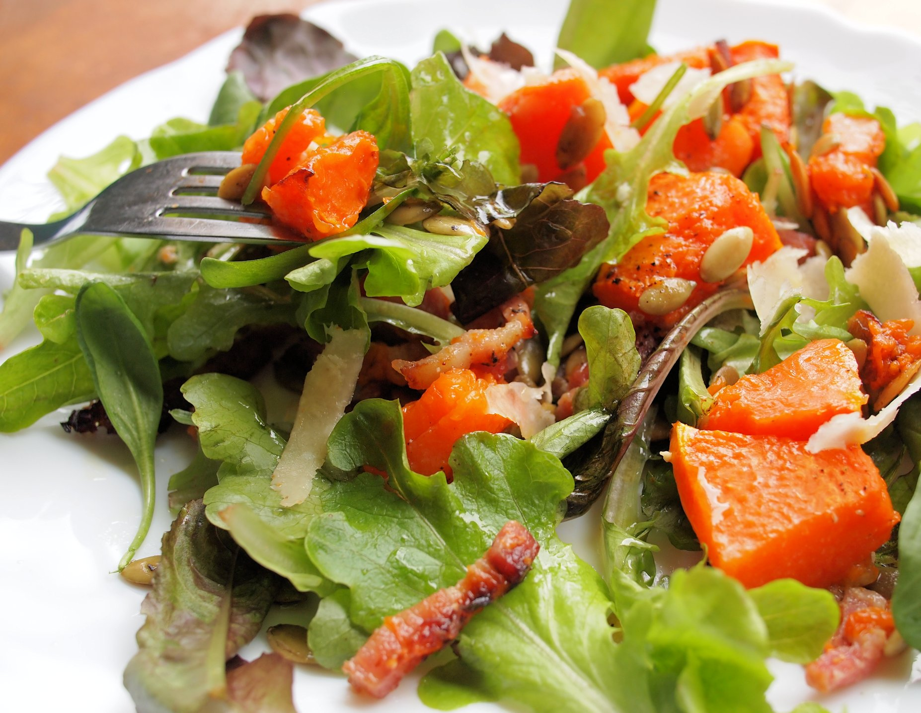 Roasted Pumpkin Salad Recipes — Dishmaps