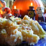 Spooky Family Food and Baking for Halloween: Spiders, Owls and Mashed Spuds with a Twist!