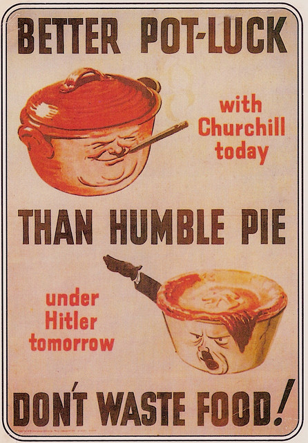 Humble Pie WW2