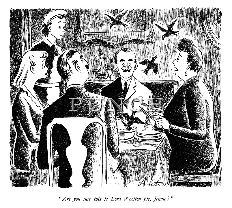 Anton Cartoon from Punch 1941