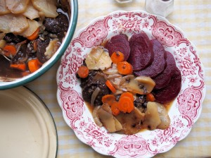 Black Pudding Hot-Pot Recipe