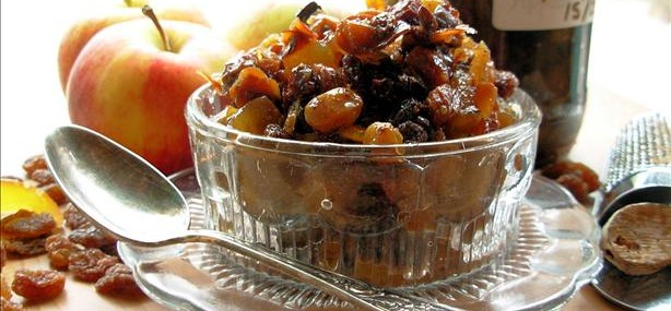 Boozy Fat-Free Mincemeat 3