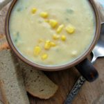 The Secret Recipe Club: Comforting Soups and Chicken Corn Chowder