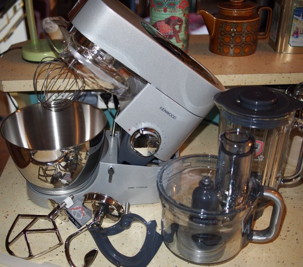 Kenwood Titanium Chef