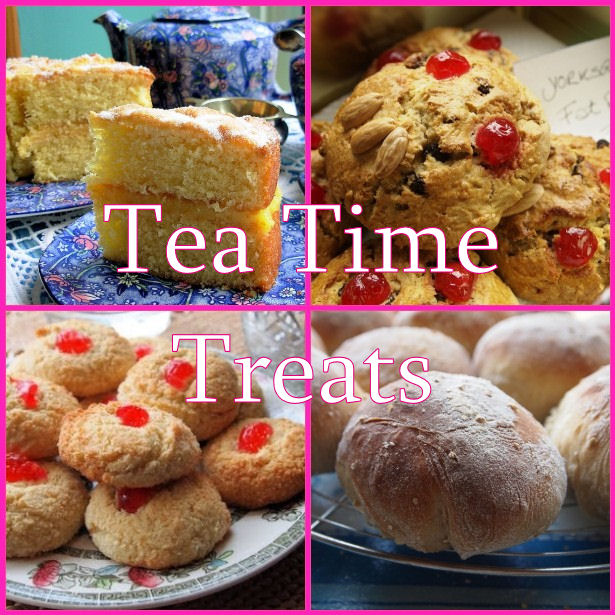 November Is Happy Birthday For Tea Time Treats: Salted
