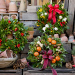 Giveaway: Win an Edible Christmas Wreath of your Choice worth £45 from Clifton Nurseries