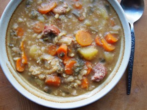 Low Calorie Highland Stew (5:2 Diet)
