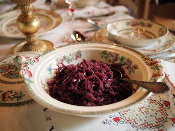 how to cook red cabbage for christmas