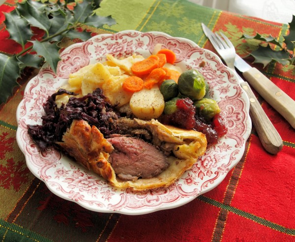 Kenwood Christmas Menu: The Main Event ~ Beef Wellington (Boeuf en ...