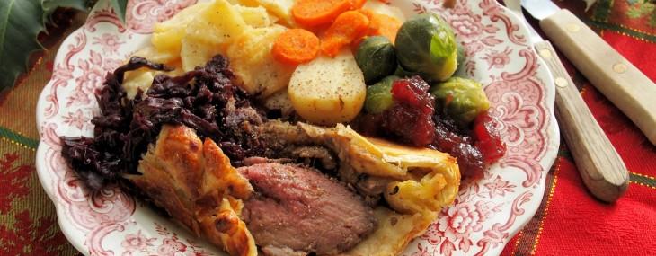 Kenwood Christmas Menu: The Main Event ~ Beef Wellington ...