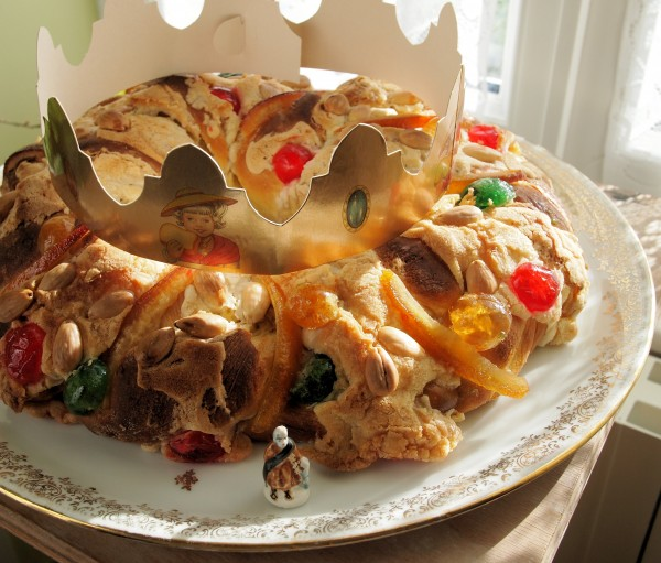 La Rosca de Reyes (King Cake)  ~ For a Spanish Inspired Christmas & New Year