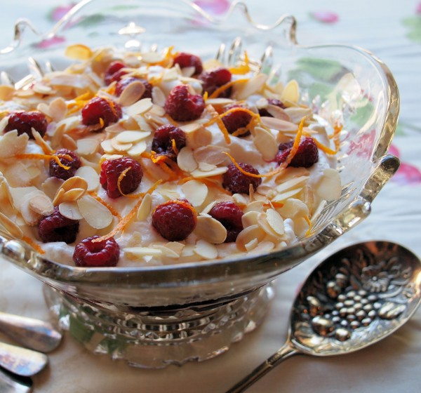 """Whim Wham"" ~ A Scottish Regency Trifle"