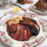 Baked Full English Breakfast